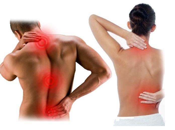Tensiones de la Espalda: Servicios de Quirosan