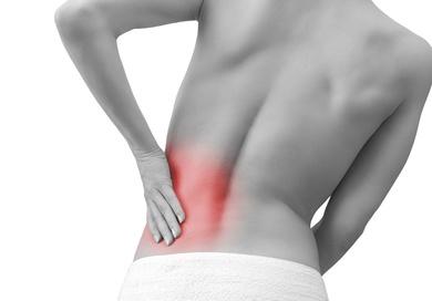 Lesiones frecuentes en Osteopatía: LUMBARES.