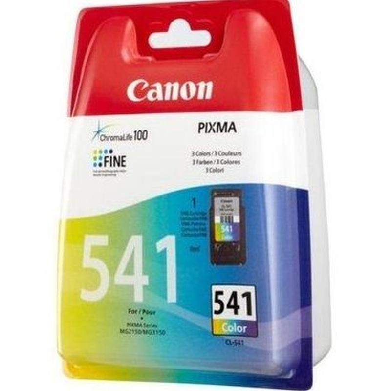 CANON Cartucho CL-541 Color MG2250/MX395 : Productos y Servicios de Stylepc