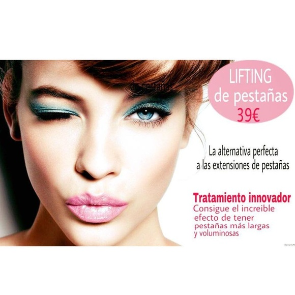 Lifting de pestañas 39€ }}