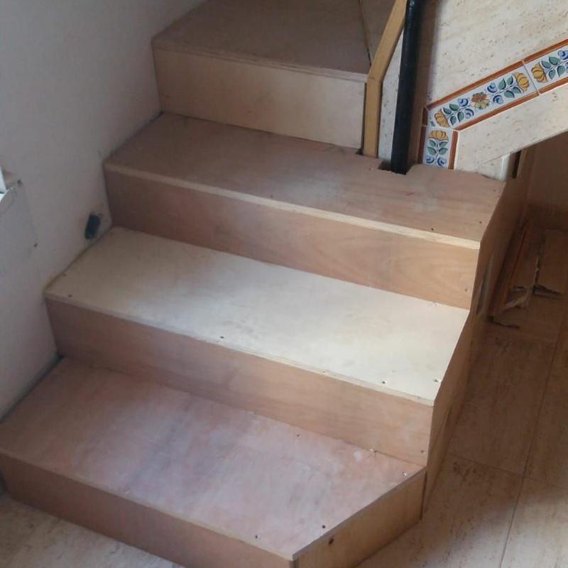 Escaleras: Trabajos Realizados de Carpinconesa