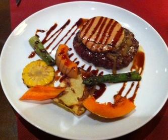 Menú de grups: Catálogo de La Magrana Restaurant