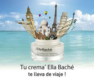 SORTEO DE UN VIAJE POR VALOR DE 2500 EUROS por la compra de una de nuestras cremas de ella bache