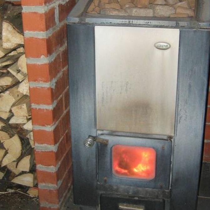 Mantenimiento y cuidado de una estufa de pellets