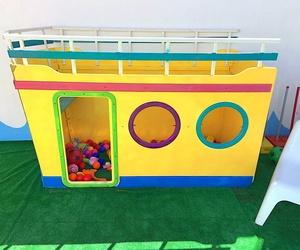 Barco de bolas en museros