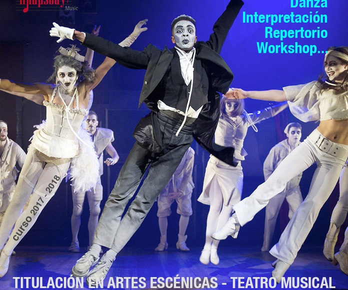 Teatro Musical. Titulación