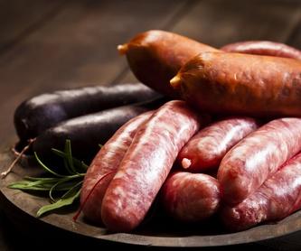 Lotes de carne: Carnicería de Cárnicas Maestros
