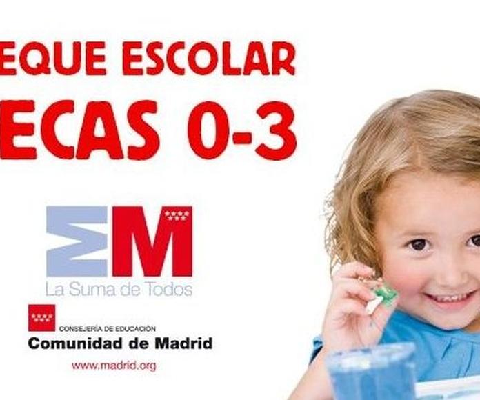 Becas Comunidad de Madrid