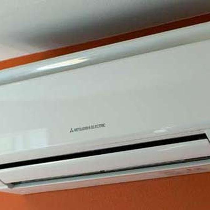 4 diferentes sistemas de aire acondicionado