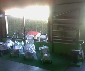 venta y distribución de maquinaria industrial en Asturias