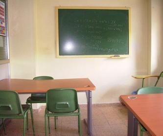 Aprender y entender: Centro de enseñanza   de Academia Simaer