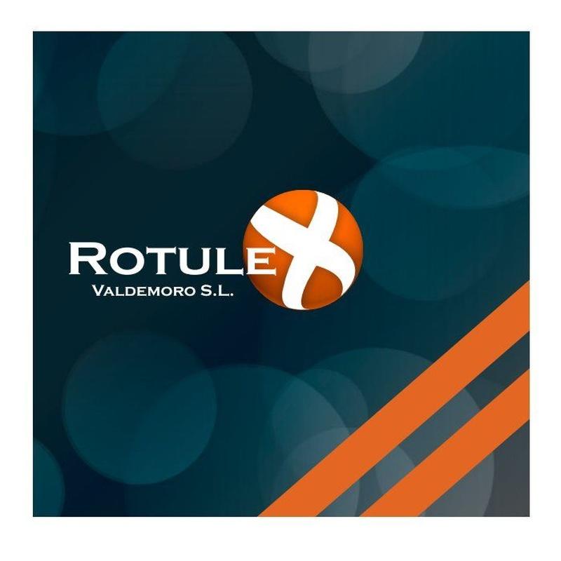 Nuestro catálogo: Nuestros servicios    de Rotulex