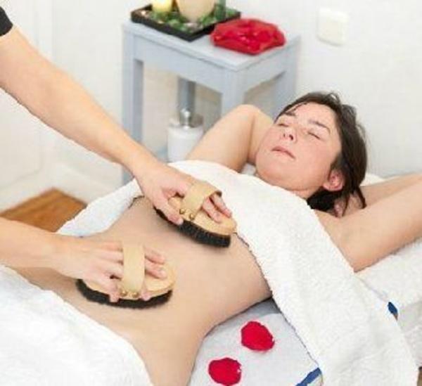 Tratamientos corporales en el barrio de Salamanca, Madrid, en un centro de estética y fisioterapia