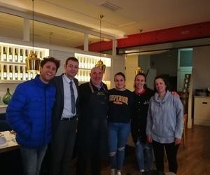 Equipo de Restaurante La Mari en León