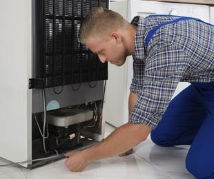 Reparación de maquinaria de frío industrial