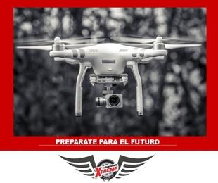 Curso Teórico De PPL(A) Para Pilotos De DRON Hasta 150Kg