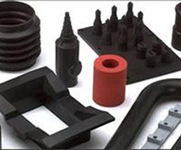 Piezas vulcanizadas: Productos de Tecnicade, S.L.