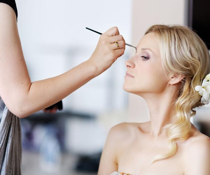 Make Up: Nuestros servicios de Peluquería Miquel Carreras
