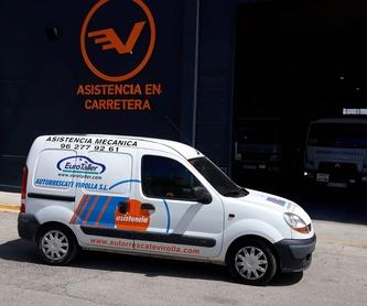 Climatización: servicios y vehiculos de AUTORRESCATE VIROLLA S.L.