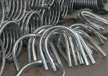 Instalaciones tubos curvado en general.