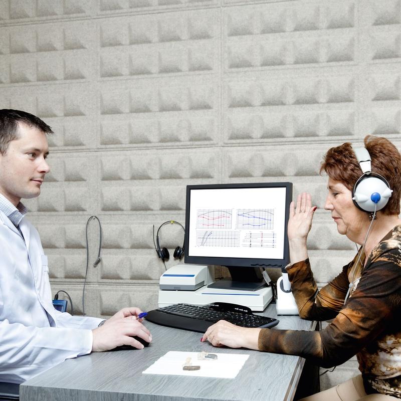 TEST DE AUDICIÓN: Catálogo de Onacústica Centres Auditius