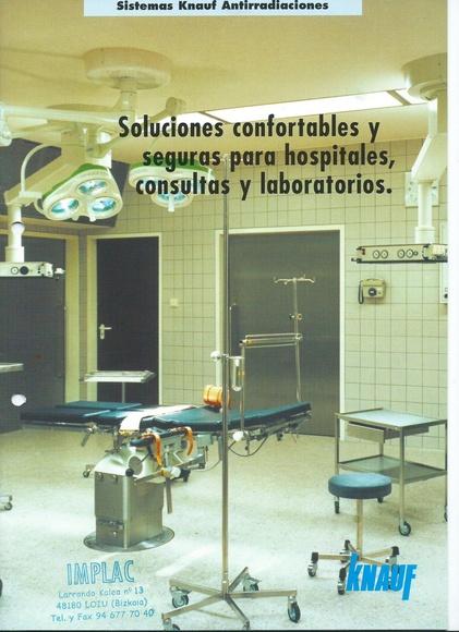 Sistemas antirradiaciones Knauf