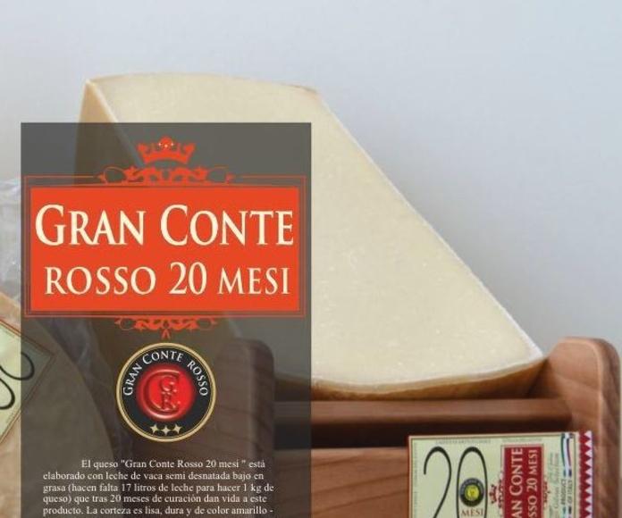 Chorizos y quesos: Productos de Región Sur Alimentos