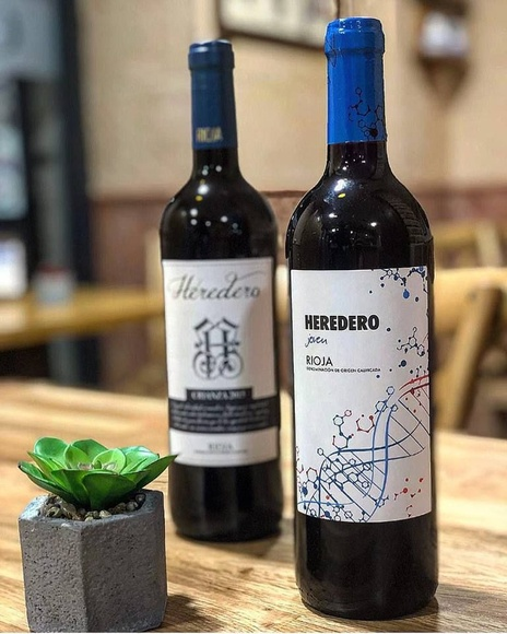 Vinos tintos: Carta de Restaurante Casa Ibarra