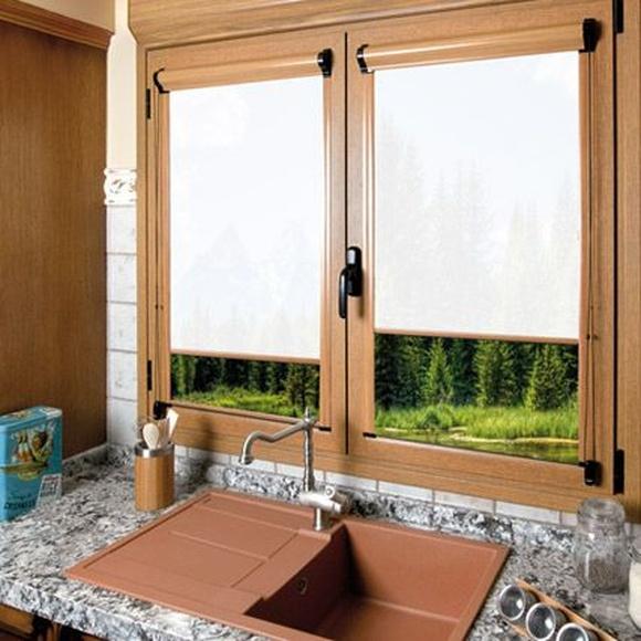 Persianas y cortinas: Productos de Tech Glass Systems