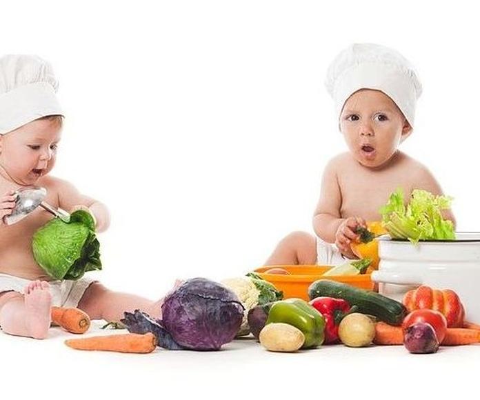 Menú Alimentación Saludable: Servicios  de Centro de Educación Infantil Menuts