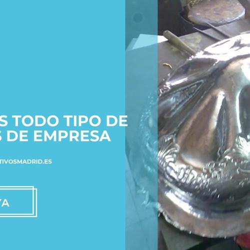 Venta de trofeos en Madrid | Trofeos Aka