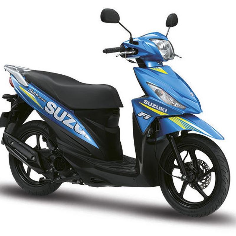 Gama 125 cc: Motos, boutique y accesorios. de Suzuki Center (San Sebastian de los Reyes)