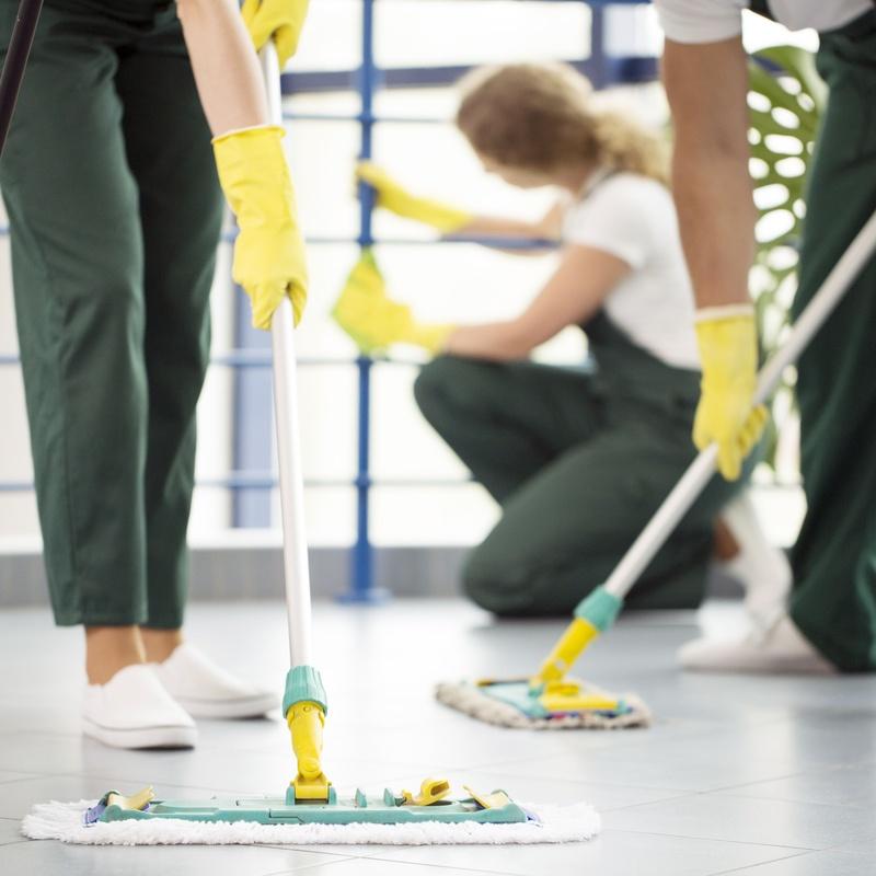 Limpieza de enseres interiores y exteriores: Servicios de Selimca