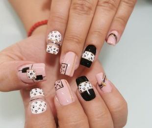 Nuevas creaciones en uñas
