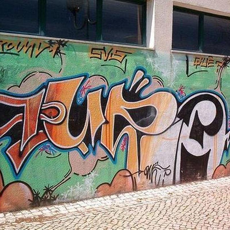Grafitis: Servicios de Gamarlim, S.L.