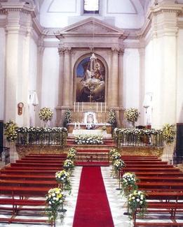 Flores para bodas en Madrid