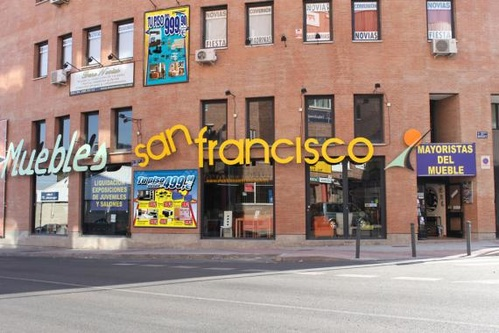 Muebles San Francisco Madrid
