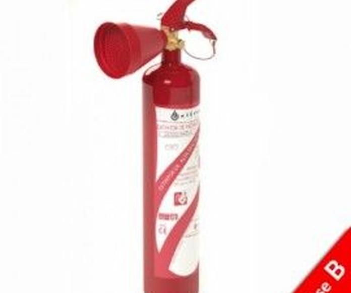 Extintores: Productos de Topbalizamiento