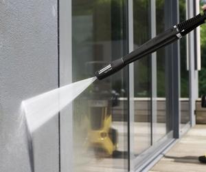 Limpieza de fachadas con chorro de arena en Zaragoza
