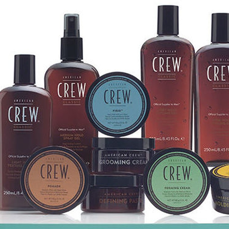 AMERICAN CREW: Productos  de Mathiss