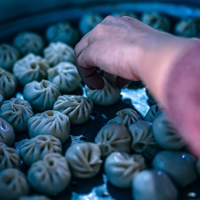 Crea tu menú de comida china