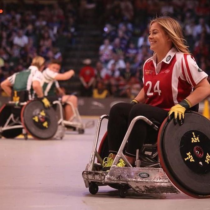 ¿Qué persas famosas han utilizado la silla de ruedas?
