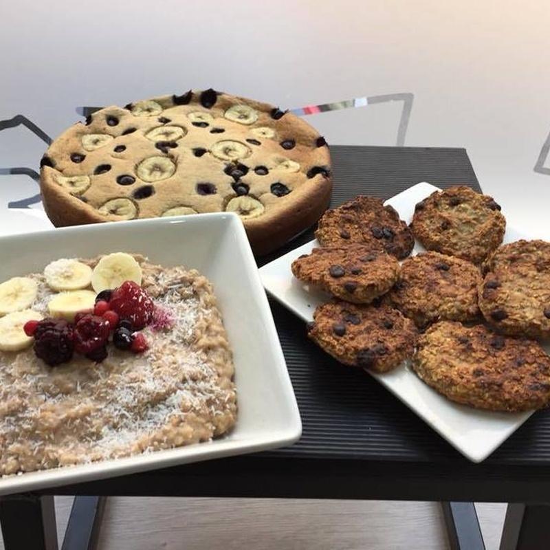 Taller de Desayunos, Almuerzos y Meriendas Saludables: Servicios y Talleres de Melody García Nutrición