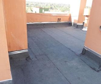 Pavimentos industriales: Servicios de Galana, S.L.L. Impermeabilizaciones