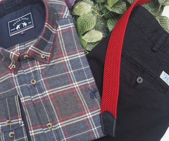 Shirts: Men's fashion de Peter Polo Saint-Tropez