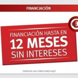 EDP0000 Financiación 12 meses sin intereses