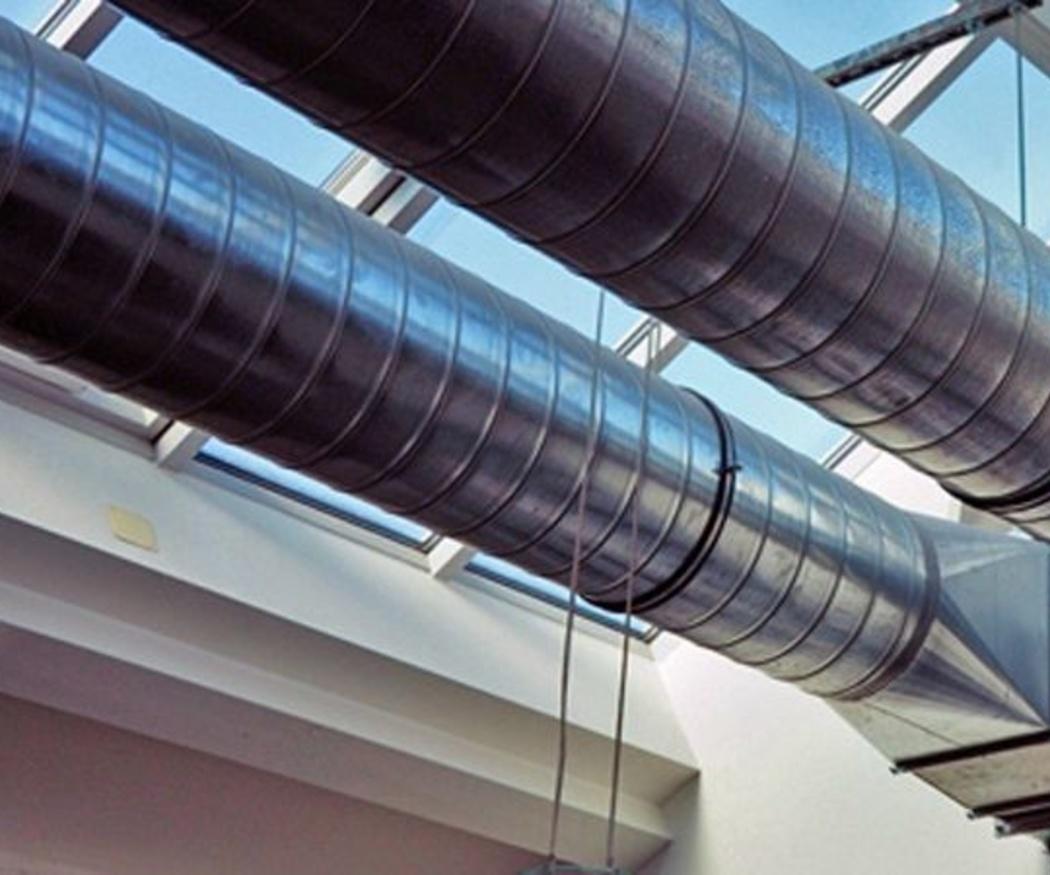 La domótica en la ventilación industrial