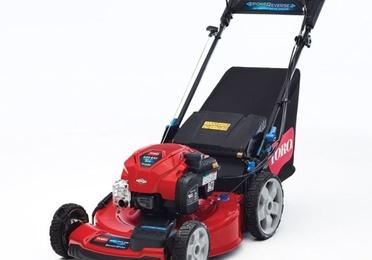 Cortacésped de rueda alta PoweReverse™ ADS SMARTSTOW®, 56 cm (20965/21768)