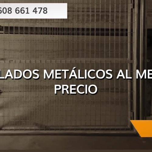 Vallas metálicas en Castellón: Enrejados Solivella