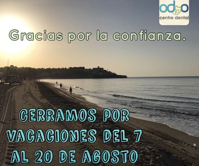 Verano 2017 Centre Dental Oddo